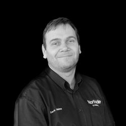 Gavin Helme - Group Parts Manager