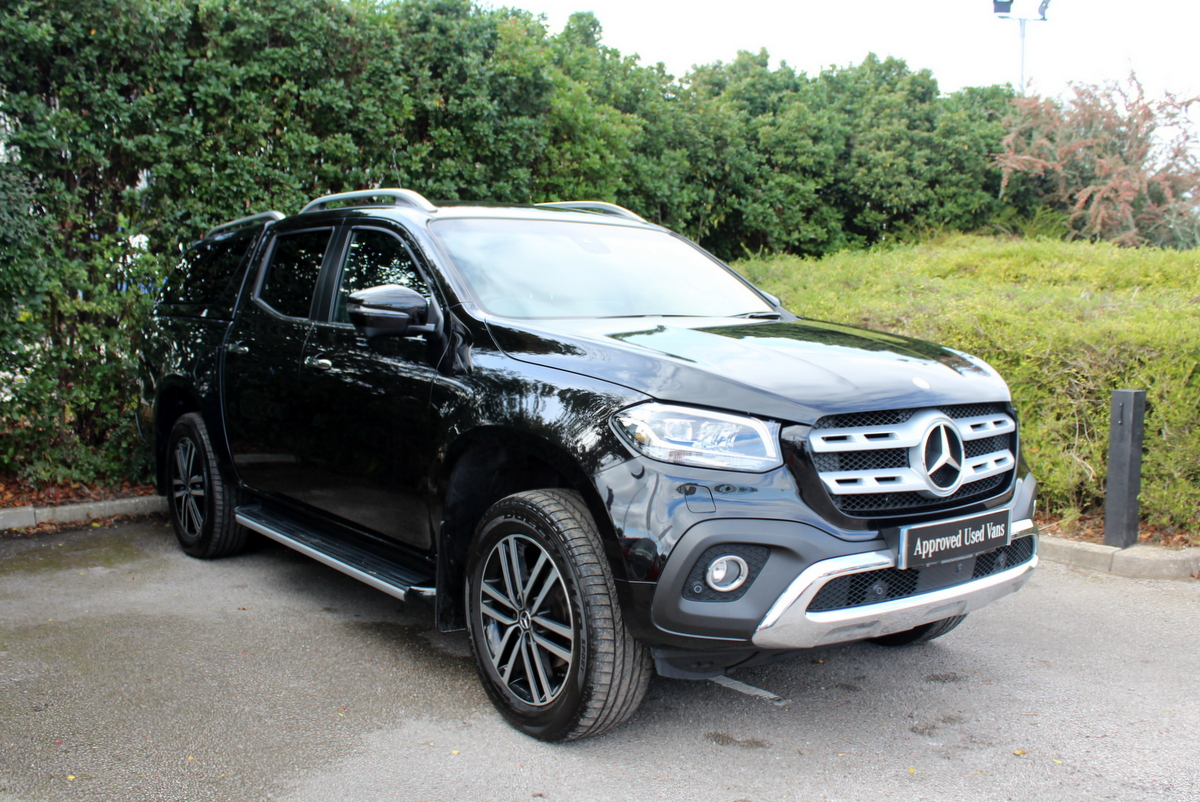 used approved used 2018 mercedes benz x class x250d. Black Bedroom Furniture Sets. Home Design Ideas