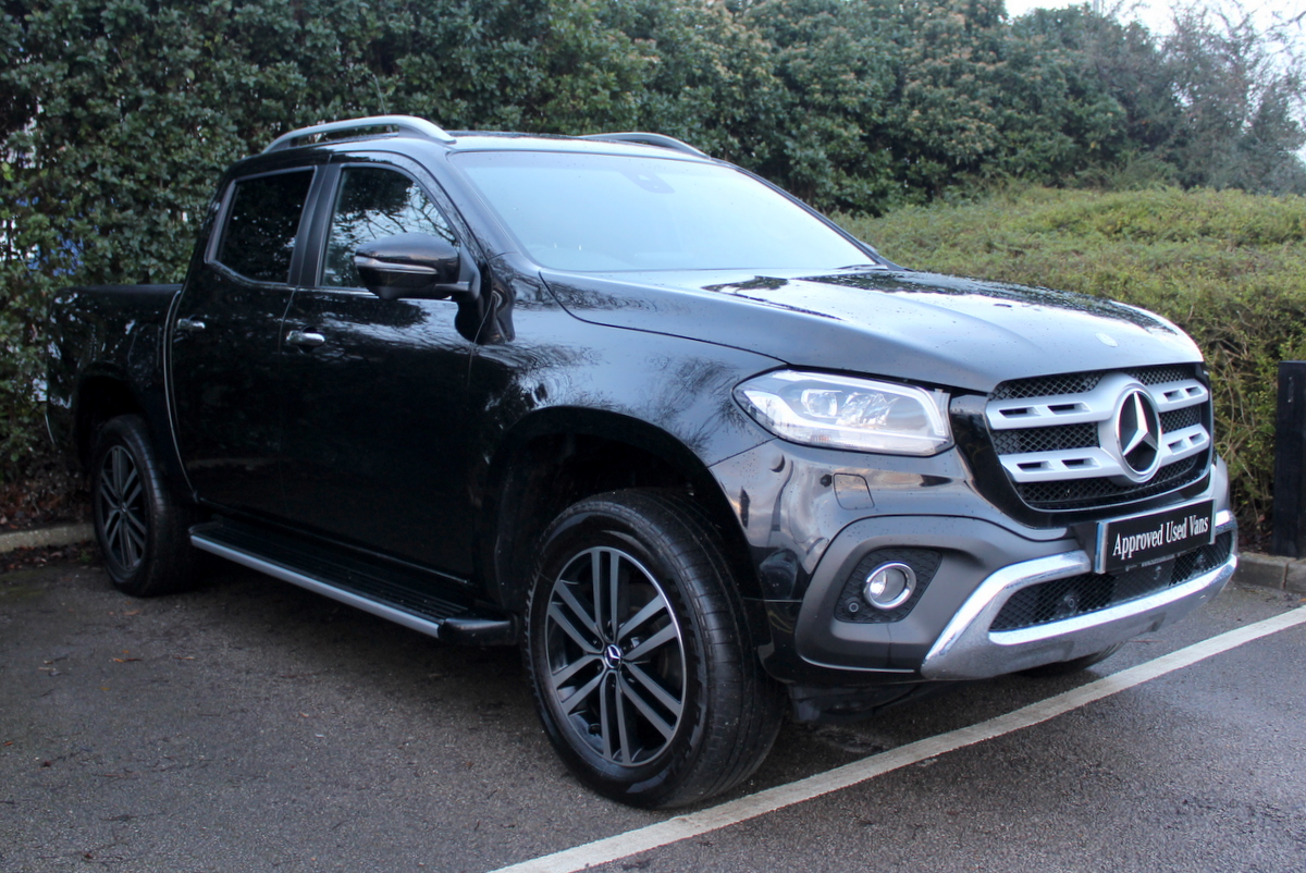 8796374a52 Used Approved Used 2018 Mercedes Benz X-Class X250 Edition 1 ...