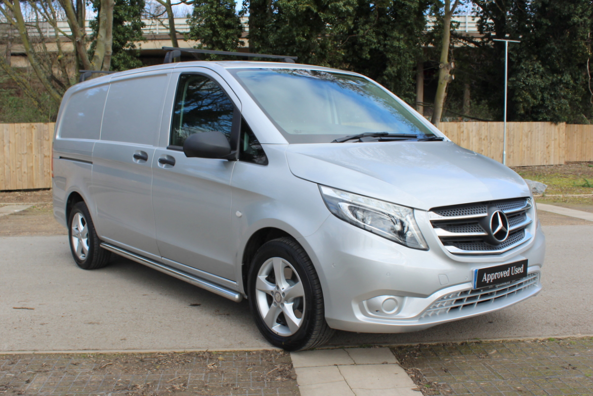 b527322bef Used Approved Used 2016 Mercedes Benz Vito 119 BlueTEC Sport ...