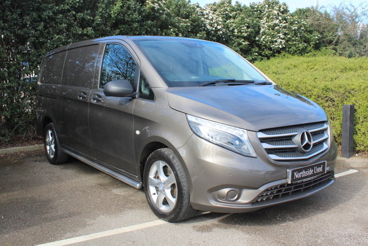 9b4a089ce3 Used Approved Used 2017 Mercedes Benz Vito 119 Sport Long Panel Van Van