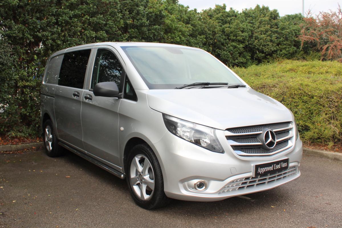 d2fb965d5e Used Mercedes-Benz Sprinter - Vito - Citan - vans