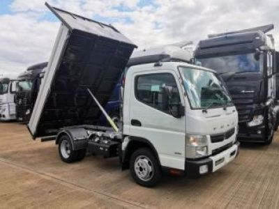 FUSO Canter 3C 150 hp Duonic 2500 SWB Tipper
