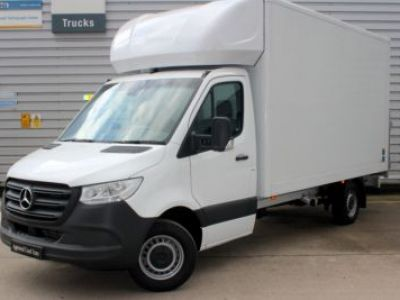 2019 Mercedes Benz Sprinter 314 L3 Luton Body with Tail Lift