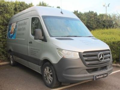 2018 Mercedes Benz Sprinter 314 Panel Van L2 3665mm RWD
