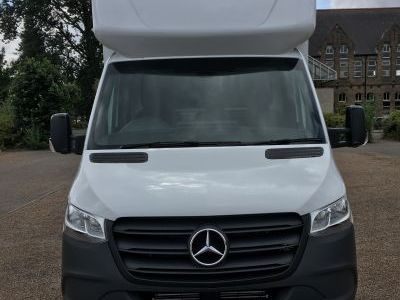 2019 Mercedes Benz Sprinter 314 Chassis L2 FWD