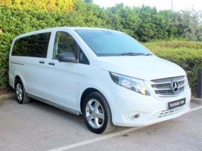 2018 Mercedes Benz Vito 116 Crew van Long Sport