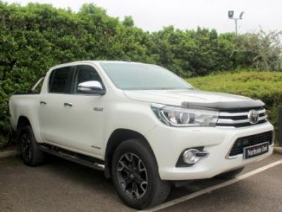 2017 Toyota Hilux Invincib X Double Cab Pick Up 4x4