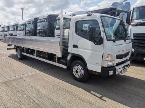Fuso - Pre-Registered Fuso Canter 7C15 4750 21.5ft Double Dropside