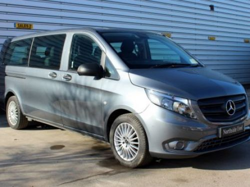 Mercedes-Benz - 2018 Mercedes Benz Vito 119 Tourer Select Extra Long