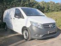 2016 Mercedes Benz Vito 111 Long Panel Van