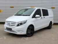2017 Mercedes Benz Vito 114 Long Crew Van With A/C 6 Seat