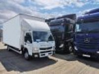 Pre-Registered Mitsubishi Fuso Canter 7C15 GRP Box Body with Tail Lift