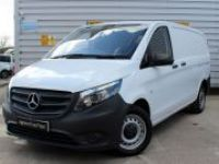 2019 Mercedes Benz Vito 114 Long Panel Van