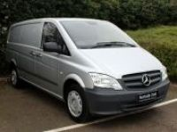 2015 Mercedes Benz Vito 113 Long Panel Van