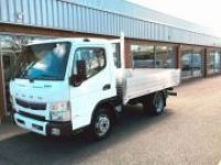 FUSO Canter 3C 150 hp Duonic 2500 SWB Dropside