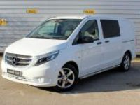 2016 Mercedes Benz Vito 119 Crew Van Long Sport