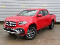 2017 Mercedes Benz X-Class X250 Power