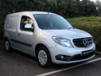 2018 Mercedes Benz Citan 111 Long Panel Van
