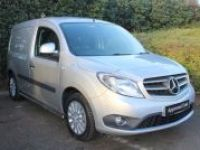2018 Mercedes Benz Citan 111 Long Sport Panel Van