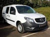 2019 Mercedes Benz Citan 109 Crew van X-long
