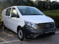 2019 Mercedes Benz Vito 114 Extra Long Crew Van