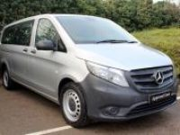 2018 Mercedes Benz Vito 119 Tourer Pro X-long