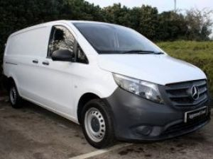 2017 Mercedes Benz Vito 109 Long Panel Van