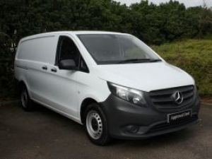 2017 Mercedes Benz Vito 111 Long Panel Van
