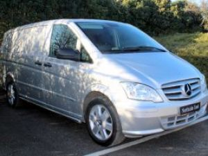 2014 Mercedes Benz Vito 116 Sport Panel van Long