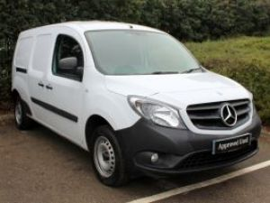 2018 Mercedes Benz Citan 111 X-long Panel Van