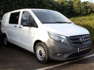 2018 Mercedes Benz Vito 111 Crew Van Long