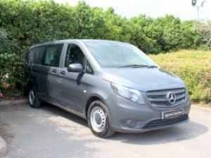 2018 Mercedes Benz Vito 109 Crew van Extra Long