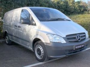 2014 Mercedes Benz Vito 113CDI Long Panel Van