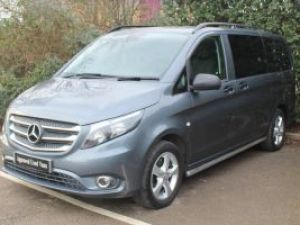 2017 Mercedes Benz Vito 119 Crew van Long Sport