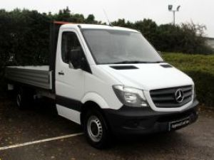 2018 Mercedes Benz Sprinter 314 Chassis Long Dropside Body