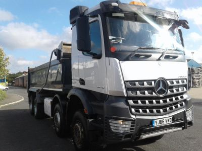 2016 Mercedes Benz Arocs 3243 K 8x4/4 Tipper