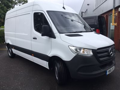 2019 Mercedes Benz Sprinter 314 Van L2 FWD