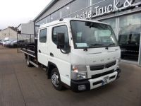 2019 Mitsubishi Canter Double Cab Tipper  3.5 T