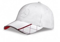 Men's Young Cap - White