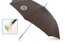 Mercedes-Benz 300 Sl Brown Umbrella