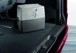 16.5L 12V Portable Travel Cool Box