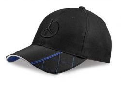 Men'S Baseball Cap - Black