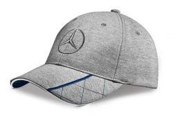 Men'S Baseball Cap - Grey