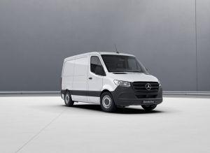 The New Mercedes Sprinter van for sale at Northside Truck & Van