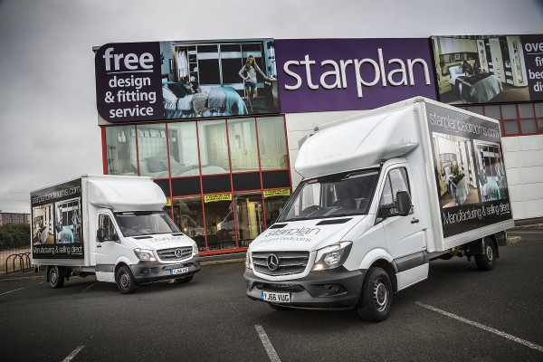 bb9b1848e5 New Mercedes-Benz Sprinters bed in with Starplan