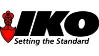 IKO Setting the Standard Logo