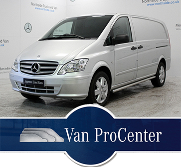 Used Mercedes Vito