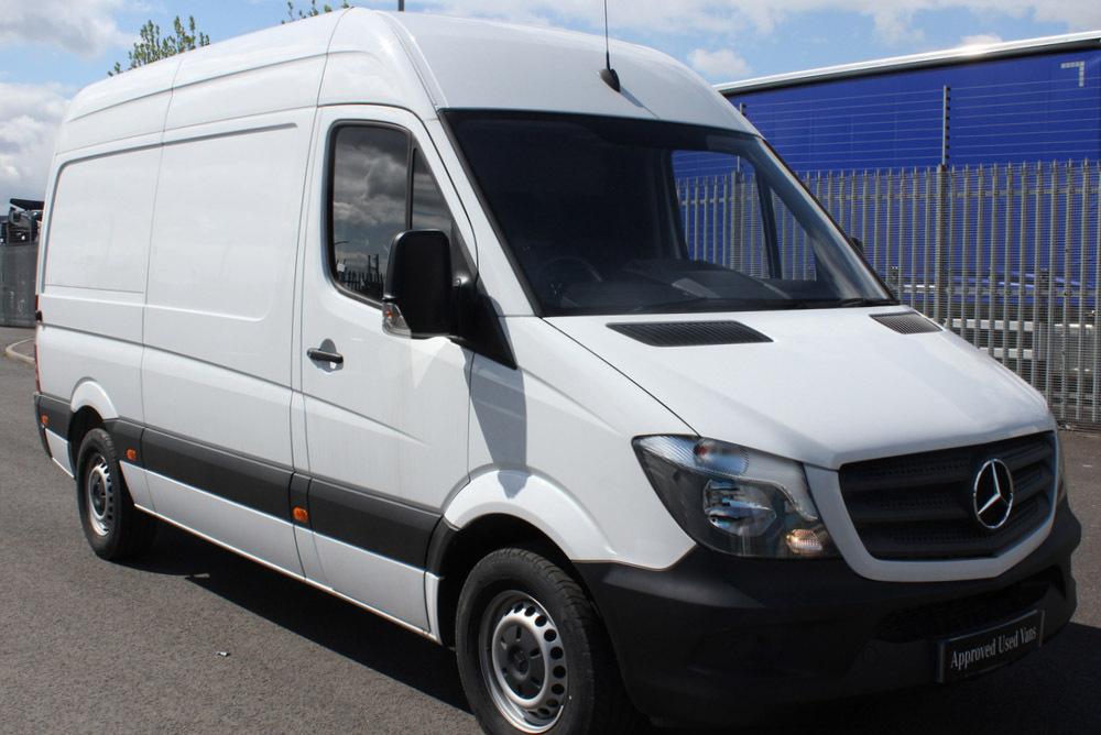 Mercedes benz vans northside truck van approved used for Northside mercedes benz
