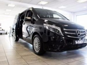 High Specification Vito Tourer